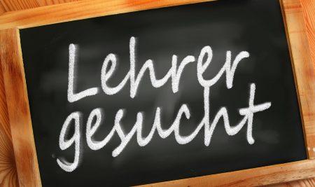 Schlimmster Lehrermangel seit 30 Jahren in Deutschland