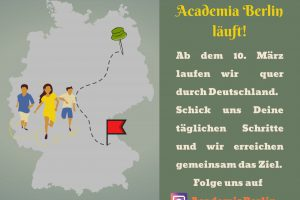Academia Berlin läuft