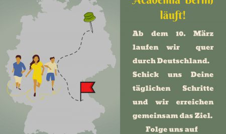 Academia Berlin läuft!